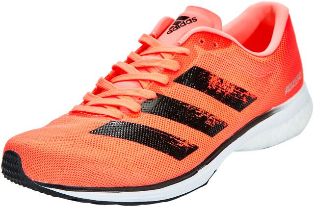 adidas Adizero Adios 5 Schoenen Heren, signal coral/core black/footwear  white